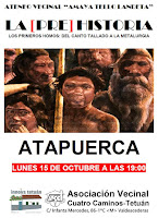 Ciclo de Prehistoria: Atapuerca