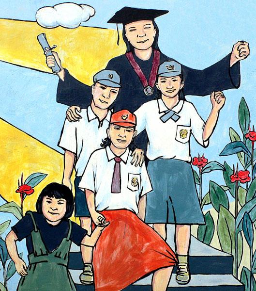 Pendidikan Dasar Terpadu Solusi Putus Sekolah