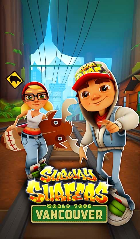 Subway Surfers New update