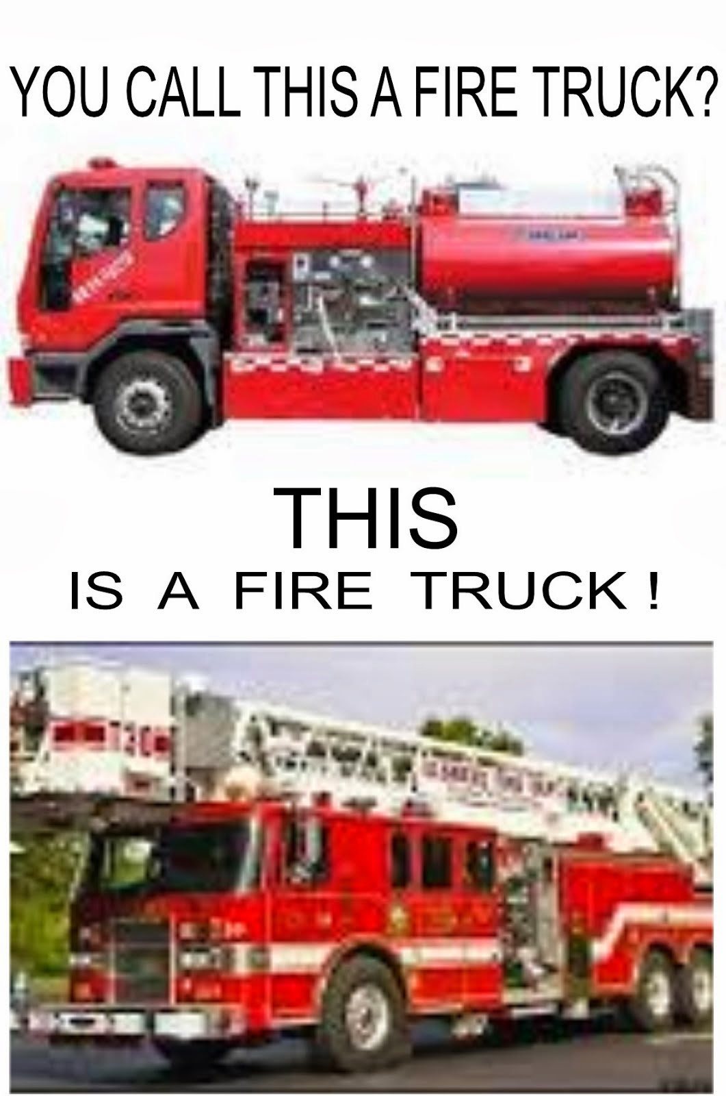 WHAT SOME PEOPLE CALL A FIRE TRUCK  WE CALL A HOTWHEELS