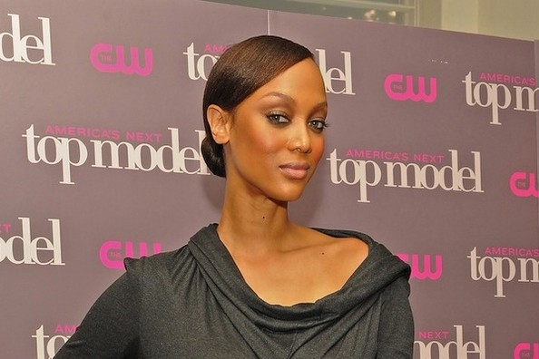 tyra banks hair flip. Last year, supermodel Tyra