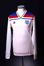1980-83 England Home Shirt LS