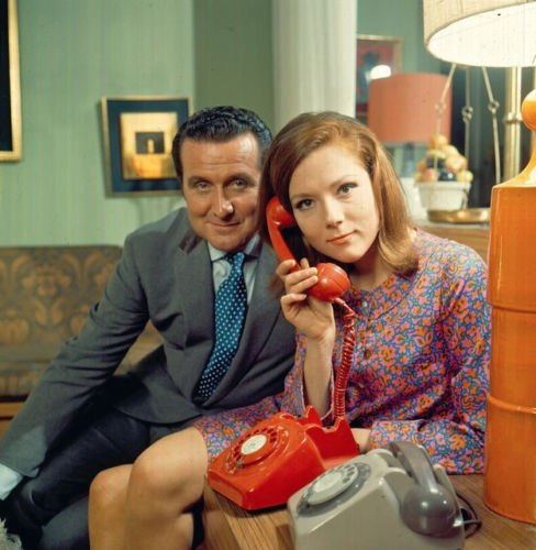 Mrs Peel & Mr Steed