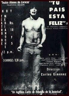 TU PAÍS ESTÁ FELIZ, de A.Miranda-X-Formoso, 1971