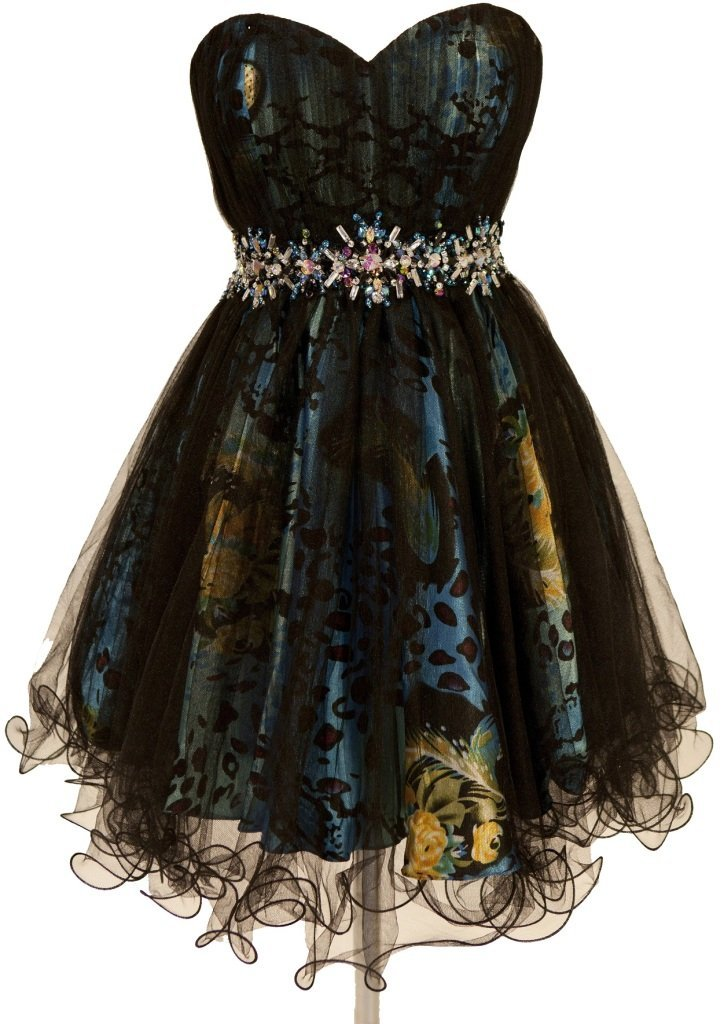 Cute short prom dresses for juniors for sweet 16 party and prom