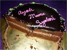 Kek Coklat Lapis