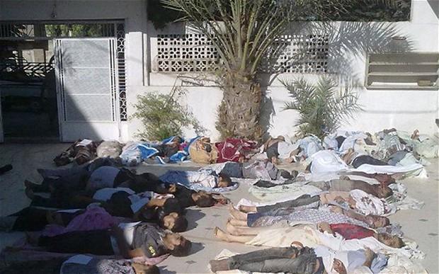 """""""Προβοκάτσια"""" στη Συρία - 29 Ιανουαρίου 2013 - Daily mail"""