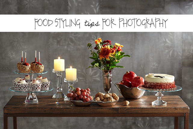 6 Food Styling Tips for Photography from Lesley Myrick, Interior Designer and Stylist. Great ideas for Instagram photos! Photo credit: 55 Downing Street #photography #tips #Instagram