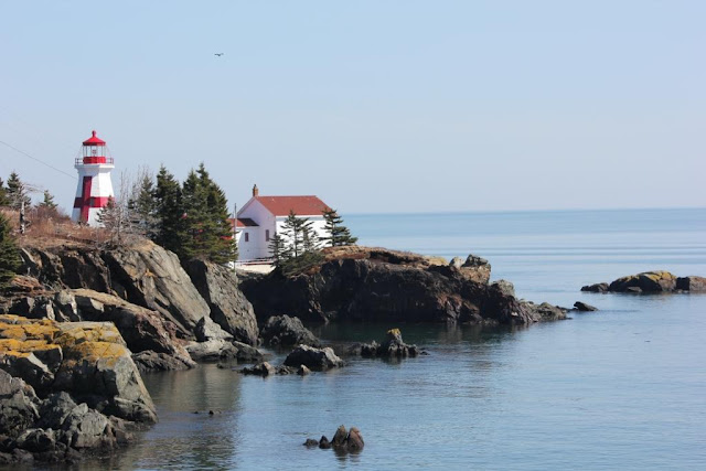 East Quoddy Light Campobello Island