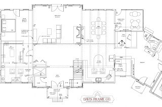 timber frame plan 1