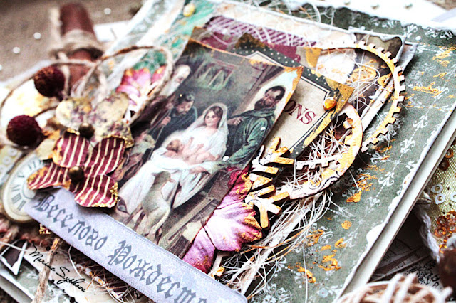 [ Новогодние итоги Скрап Будней)) ] @marinasyskova #scrapbooking #christmascard #card #cardmaking