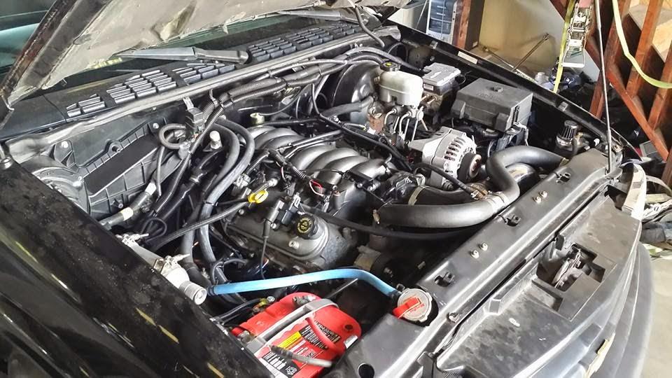 conversion kit electric to manual chevy blazer 4x4