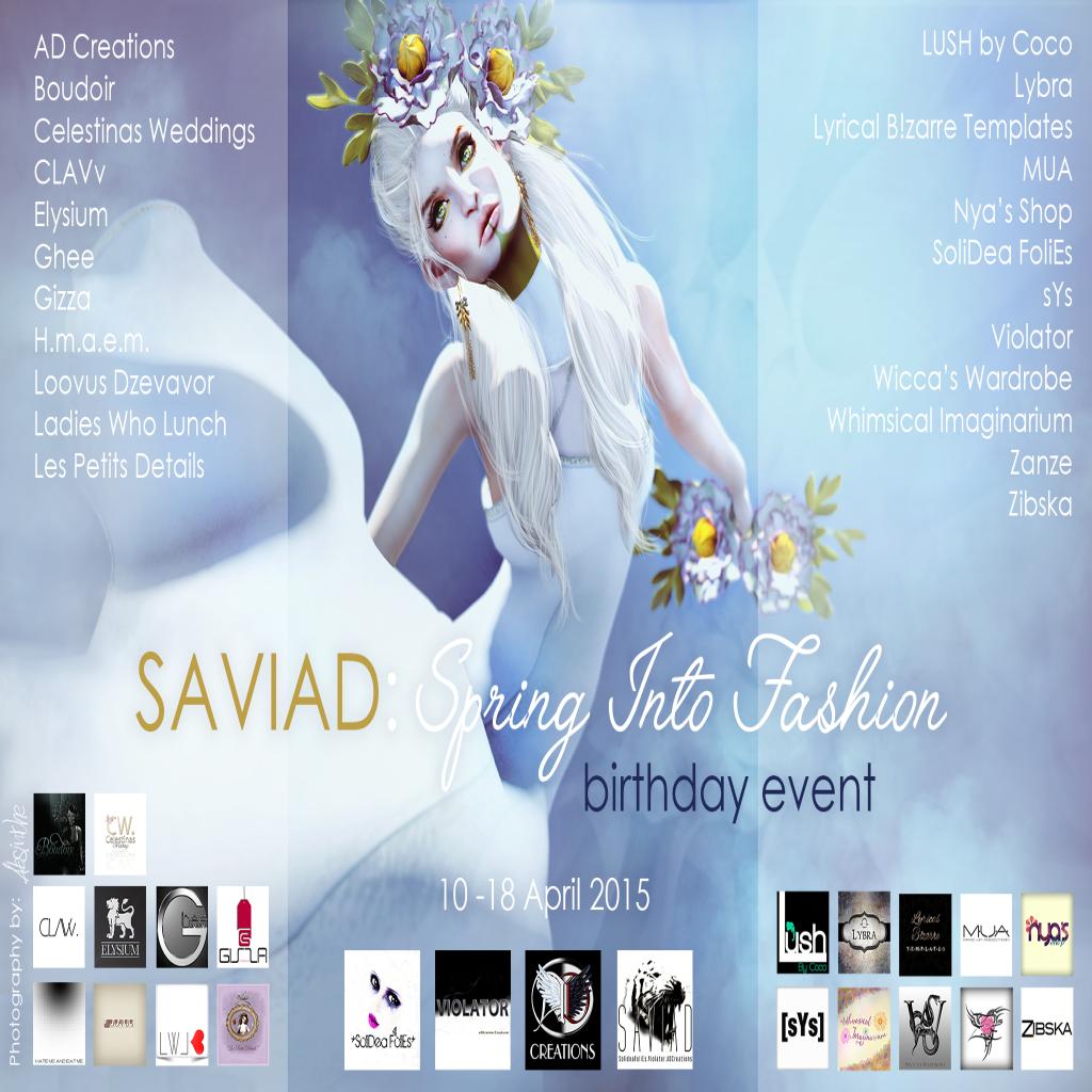 Saviad Spring Fair 2015