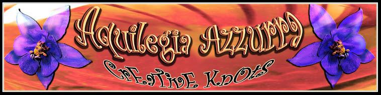 Aquilegia Azzurra Creative Knots