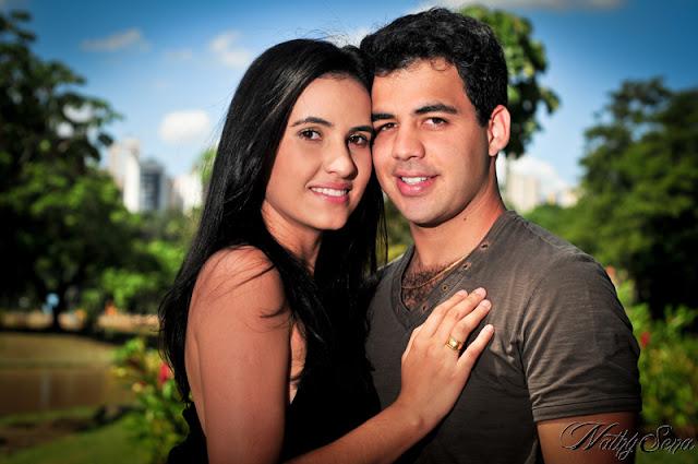 Ensaio pré-casamento Darlian e Kellyson
