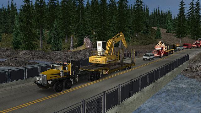 18 wheels of steel extreme trucker 5
