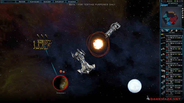 Galactic Civilizations III Gameplay Screenshot 3