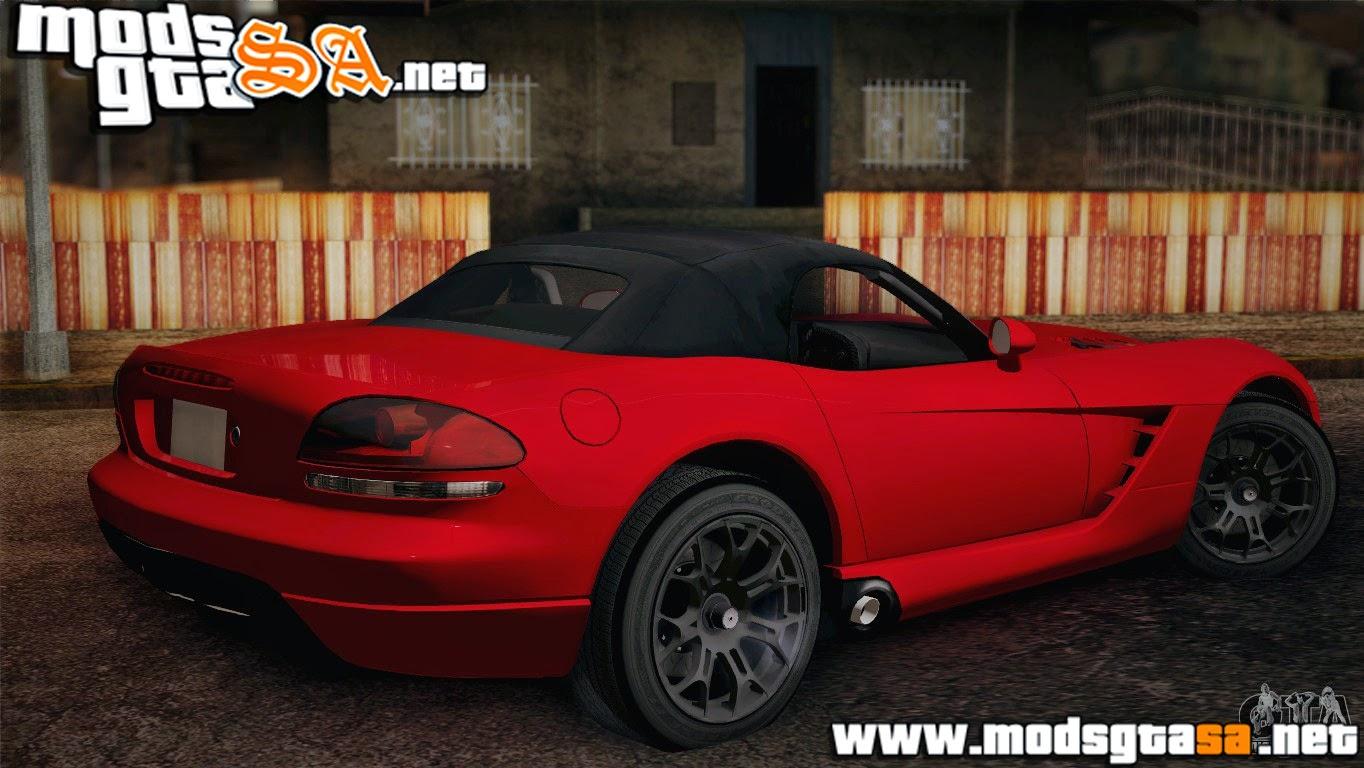 SA - Dodge Viper SRT-10 2003