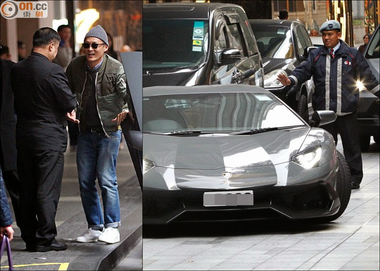 Asian E News Portal In The Central Shawn Yue Drove His
