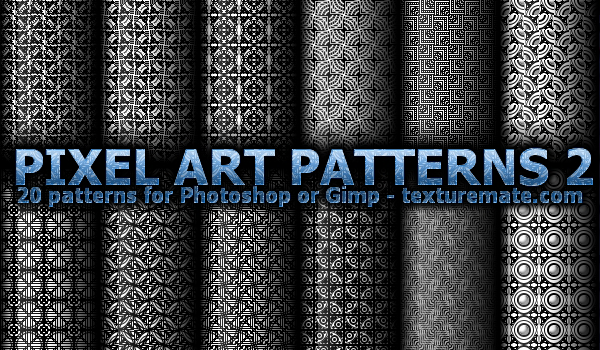 Pixel Art Patterns