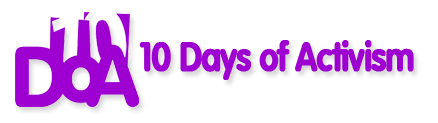 10 Days of Activism