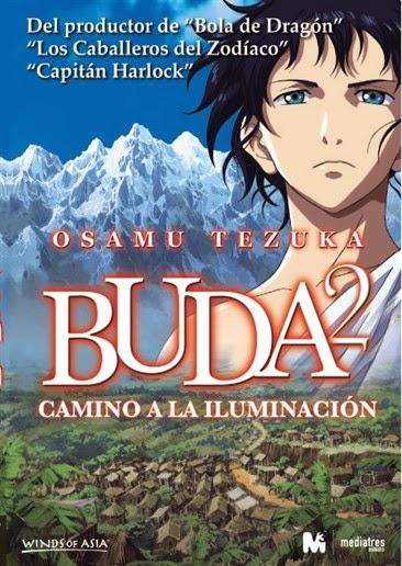 Ver Buddha 2: Tezuka Osamu no Budda (2014) Online