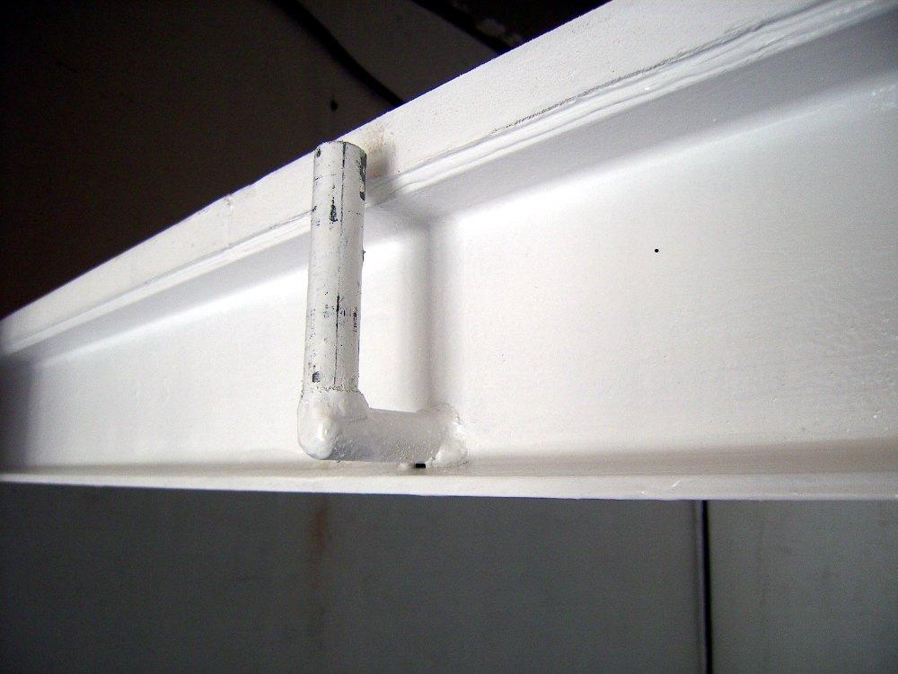 Supermanitas altillo para garaje con escalera abatible y - Escaleras para altillos plegables ...