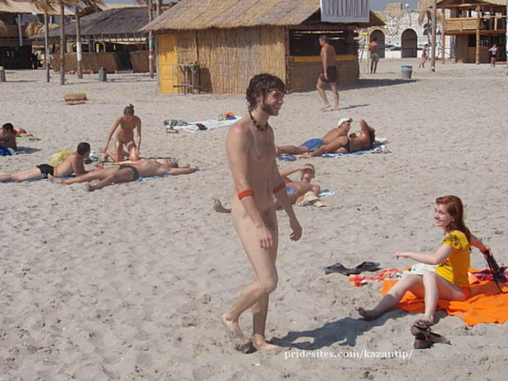 horny couples at the beach