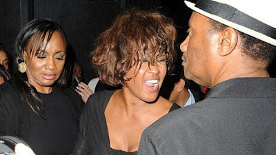Foto Terakhir Whitney Houston