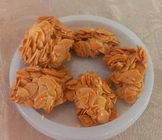 עוגיות שקדים בקלי קלות