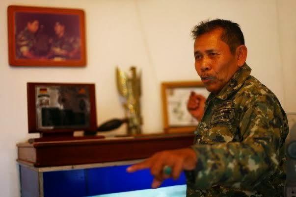 Tatang Satu-satunya Sniper Indonesian yang di Akui Dunia