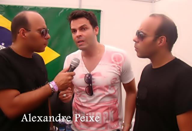 Gêmeos Maquiadores entrevista Alexandre P