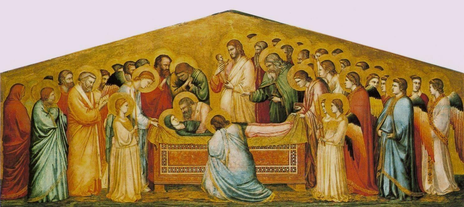 [Obrazek: the-death-of-the-virgin+Giotto+1310.jpg]