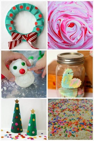 50 Incredible Christmas Activities For Kids Including Art Sensory Play Crafts Gift