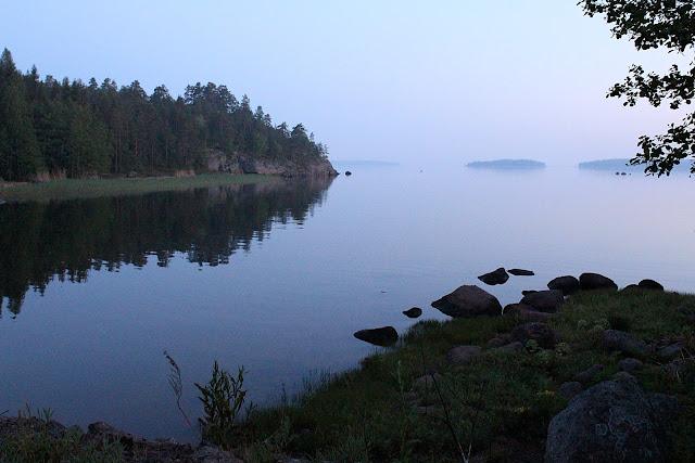 Finnish Midnight Sun, Midsummer Finland