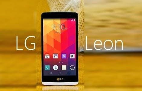 LG Leon 4G LTE H340N