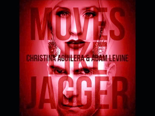 Vídeo Moves Like Jagger MAROON 5 con Christina Aguilera