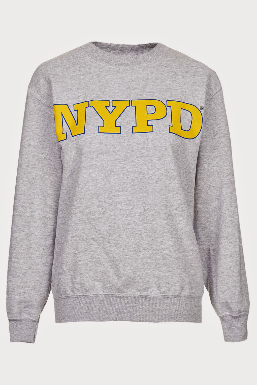 nypd sweater