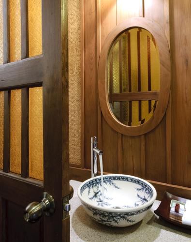 Cubas para banheiro  We Love Decor -> Cuba De Banheiro Estampada