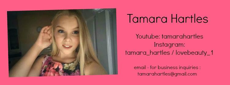 Tamara Hartles ( reviews, beauty and lifestyle)
