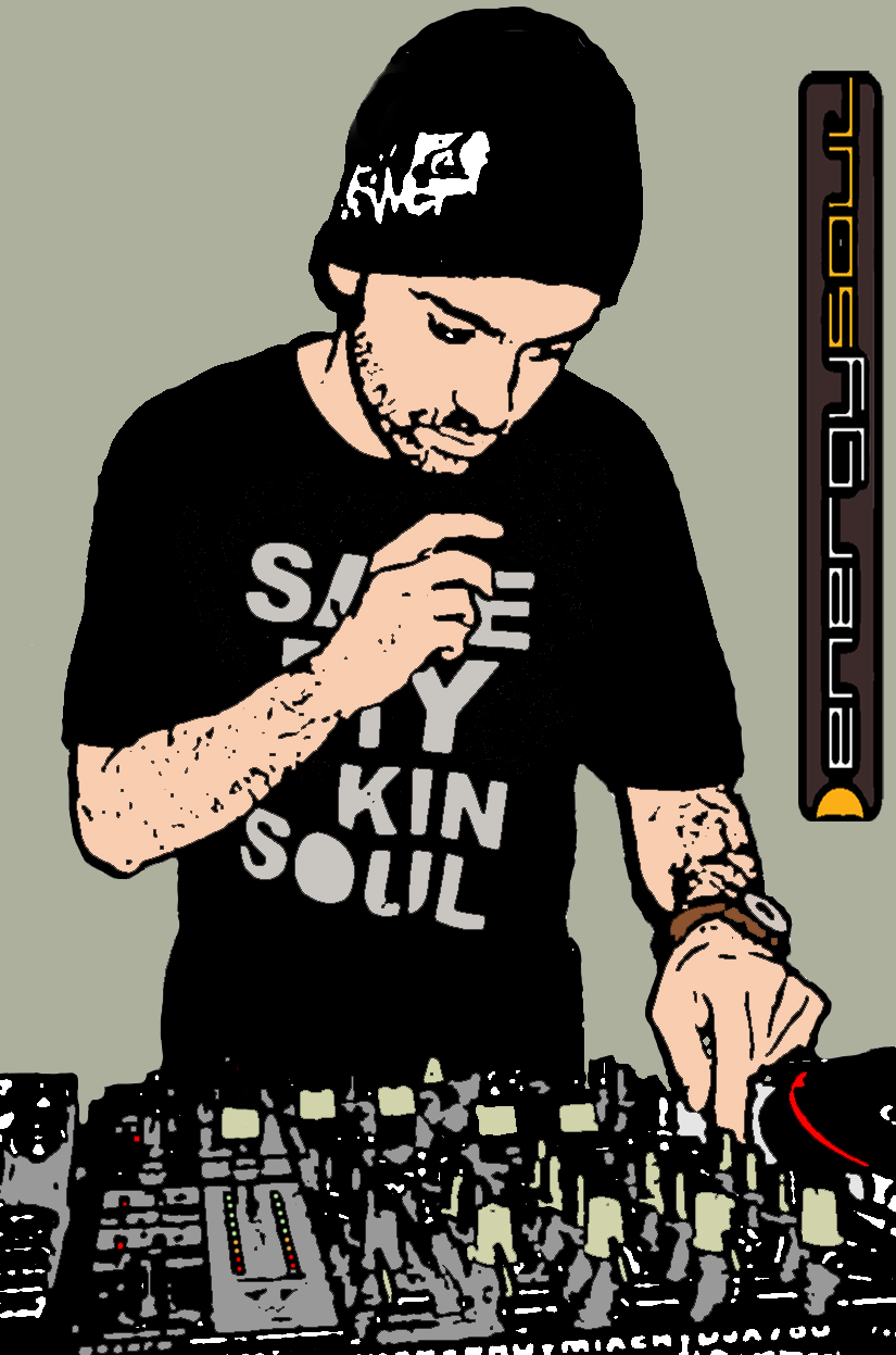 Djing Cartoon