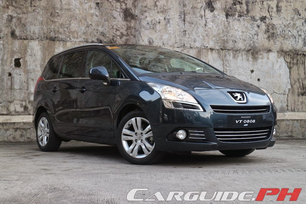 review 2014 peugeot 5008 2 0 hdi allure philippine car. Black Bedroom Furniture Sets. Home Design Ideas