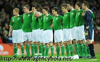 Profil Tim Rep.Irlandia di Piala Eropa 2012