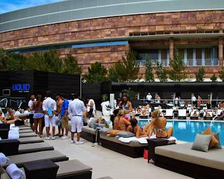 Liquid, Aria Hotel, Las Vegas
