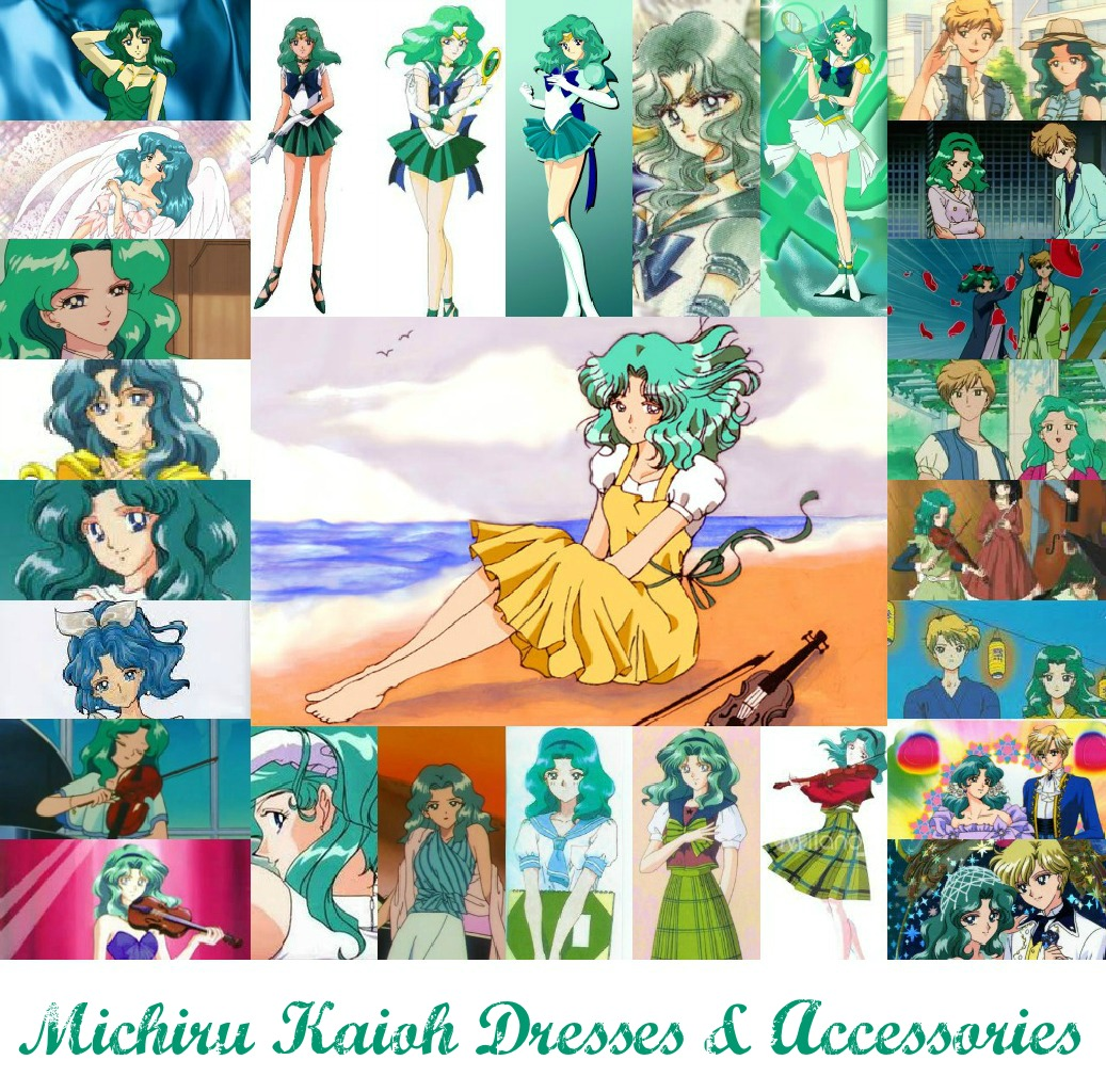 Michiru Kaioh Dresses & Accessories