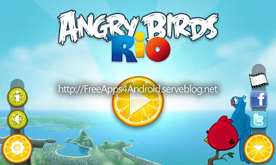 Angry Birds Rio (Ad-Free) Free Apps 4 Android