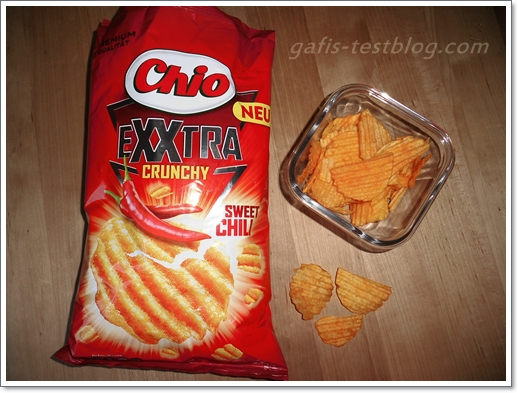 Chio Chips - Exxtra Crunchy Sweet Chili