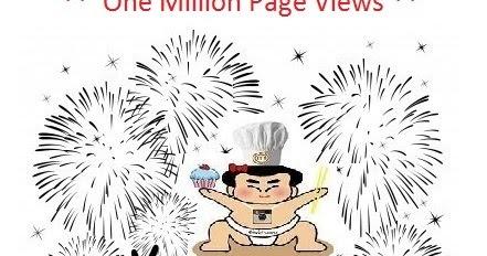 1 million thank you: