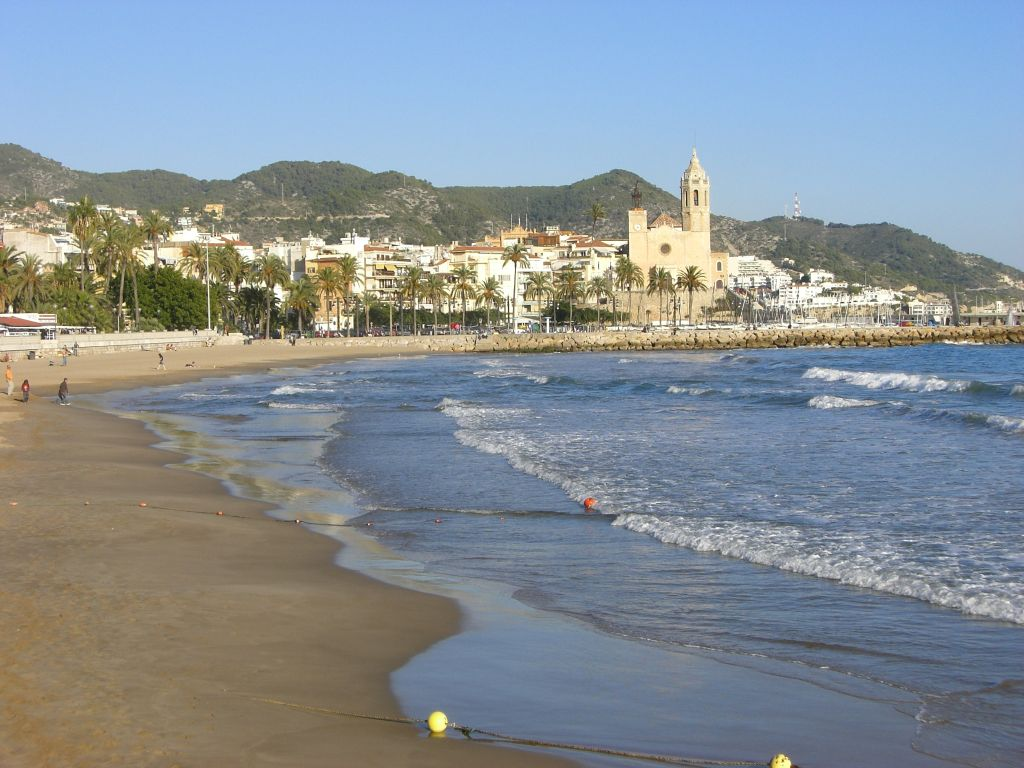 Barcelona sitges beautiful places of barcelona and catalonia - Sitges tourist information office ...