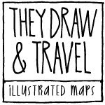 Nate & Salli's Illustrated Map site...